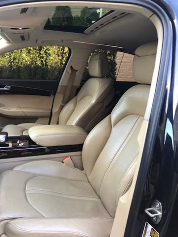 2011 Audi A8 L-1